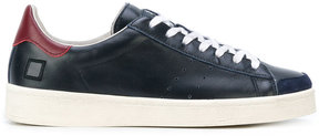 D.A.T.E lace up sneakers
