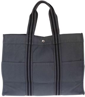 Hermes Toto handbag - GREY - STYLE