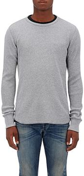 Rag & Bone Men's Standard Issue Waffle-Knit Cotton T-Shirt