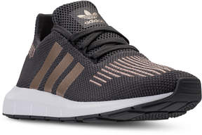 adidas Big Girls' ' Swift Run Running Sneakers from Finish Line