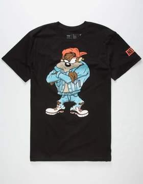 Neff x Looney Tunes 90s Taz Mens T-Shirt