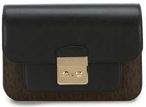 MICHAEL Michael Kors Sloan Editor Large Push Lock Shoulder Bag