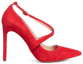 H&M Court shoes - Red