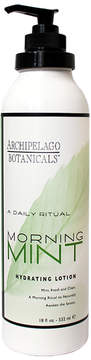 Archipelago Botanicals Morning Mint Hydrating Lotion by 18oz Lotion)