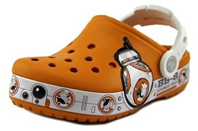 Crocs Cc Star Wars Round Toe Synthetic Clogs.