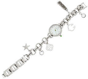 C. Wonder Mother of Pearl Charm BraceletWatch