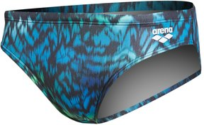 Arena Men's Ombre MaxLife Brief Swimsuit 8167145
