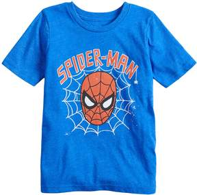 Spiderman Boys 4-10 Jumping Beans Marvel Graphic Tee