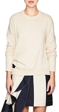 Calvin Klein Women's Detached-Hem Cashmere Sweater