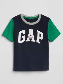 Gap Colorblock Logo T-Shirt