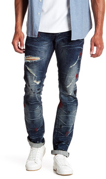 PRPS Demon Republican Slim Straight Jean