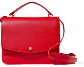 Elizabeth and James - Eloise Textured-leather Shoulder Bag