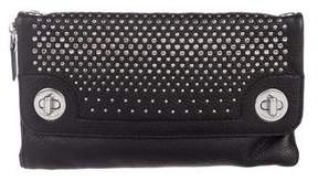 Marc by Marc Jacobs Embellished Leather Crossbody Bag