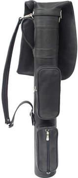 Piel Leather Executive Golf Travel Bag 8240