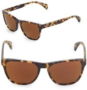 Paul Smith Women's Hoban 47MM Wayfarer Sunglasses