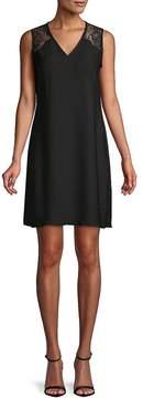 ABS by Allen Schwartz Women's Sleeveless A-Line Dress