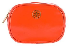 Tory Burch Saffiano Cosmetic Bag