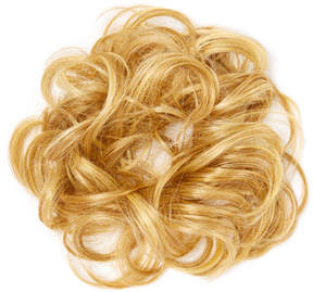 Hairdo. by Jessica Simpson & Ken Paves Ginger Blonde Curly-Do Wrap