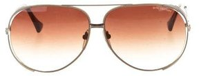 Dita Century Aviator Sunglasses