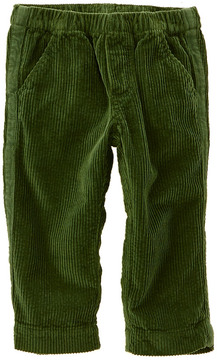 Moncler Boys' Green Pant