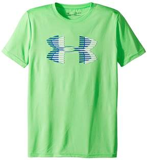 Under Armour Kids Tech Big Logo Solid Tee Boy's T Shirt