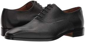 Matteo Massimo Pebbled Oxford Men's Shoes