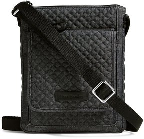 Vera Bradley Iconic RFID Mini Hipster Cross-Body Bag - DENIM NAVY - STYLE