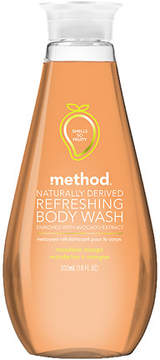 Method Products Refreshing Gel Body Wash Mandarin Mango