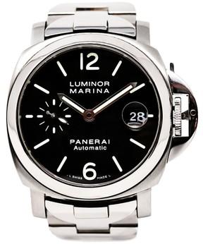 Panerai Luminor Marina PAM00050 Stainless Steel 40mm Mens Watch