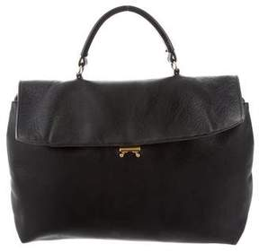 Marni Leather Satchel Bag
