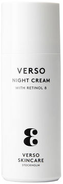 SpaceNK VERSO Night Cream