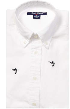 Brooks Brothers Boys' Marlin Woven Shirt