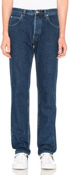 Loewe Stonewashed Jeans in Blue.