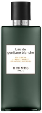 Hermes Eau De Gentiane Blanche - Hair And Body Shower Gel