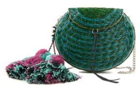 Sam Edelman Dree Beads Embellished Mini Bag