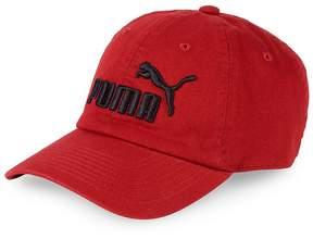 Puma Men's Logo Cotton Baseball Cap