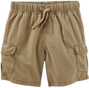 Osh Kosh Oshkosh Bgosh Toddler Boy Knit Cargo Shorts