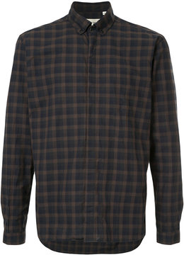 Oliver Spencer Aston checked shirt