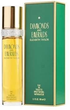 Elizabeth Taylor Diamonds & Emeralds By For Women.