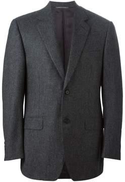 Canali houndstooth blazer