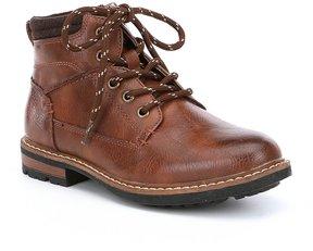 Steve Madden Boys' BMackk Boots