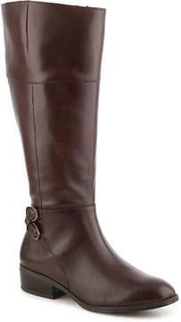 Lauren Ralph Lauren Macelyn Wide Calf Riding Boot - Women's