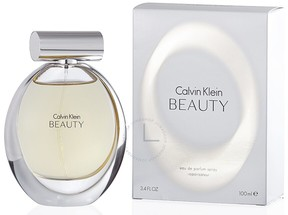 Calvin Klein Beauty by EDP Spray 3.4 oz