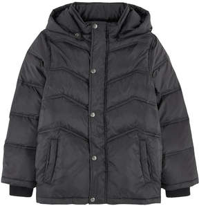 Name It Coat with feather padding