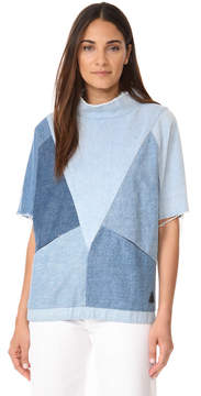 PRPS Patchwork Shirt
