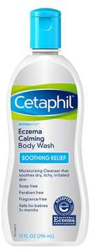 Cetaphil Restoraderm Eczema Calming Body Wash Fragrance Free