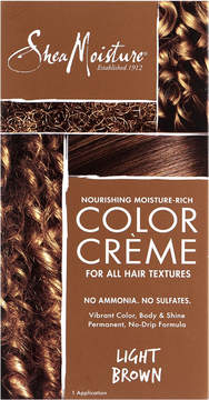 Shea Moisture SheaMoisture Nourishing, Moisture-Rich, Ammonia-Free Hair Color System