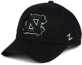 Zephyr North Carolina Tar Heels Black & White Competitor Cap