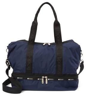 Le Sport Sac Dakota Medium Deluxe Nylon Overnight Bag
