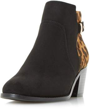 Head Over Heels *Head Over Heels by Dune Black Pascalle Ankle Boots